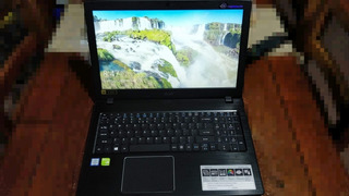 Notebook Acer Intel I5 16gb/256gb Ssd/1tb Hdd/ Nvidia 2gb