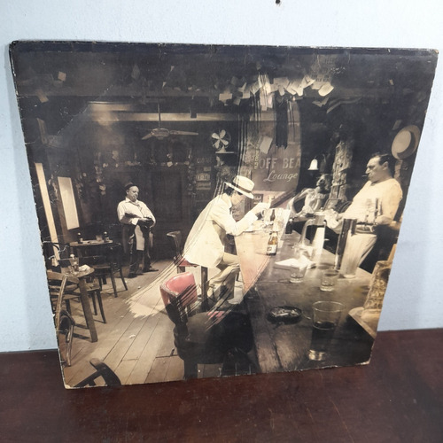 Imagem 1 de 10 de Vinil Lp Led Zeppelin In Through The Out Door Com Encarte