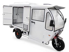 Motocarro Eléctrico R3 A 12 Meses Con Tarjeta De Crédito