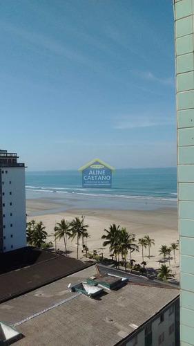 Apartamento  2 Dorms Tupi Praia Grande 50 M Do Mar - Vsva153