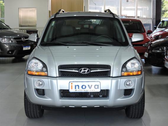 Hyundai Tucson 2.0 Mpfi Gls Top 16v 143cv 2wd Flex 4p