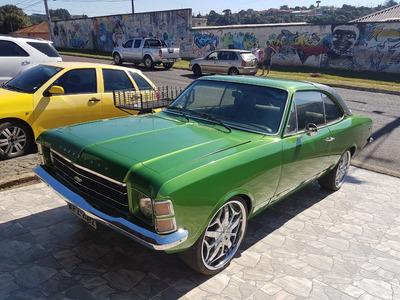 Opala Coupe 1976 Estilo Comodoro