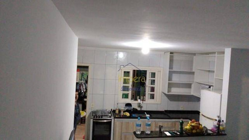 Sobrado Village Ana Clara Com 2 Dormitórios À Venda, 58 M² Por R$ 197.000 - Residencial Armando Moreira Righi - São José Dos Campos/sp - So0059