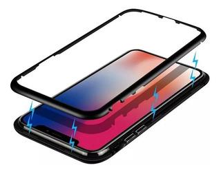 Case Capa Magnetica Preta Samsung A10