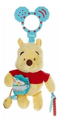 Imagen 1 de 7 de Disney Baby Winnie The Pooh On The Go Actividad Juguete