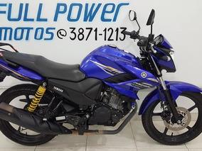 Yamaha Fazer 150 Sed Azul 2016 Blueflex
