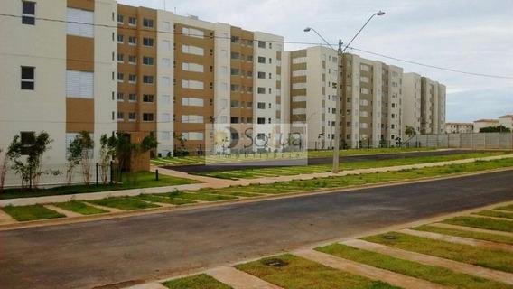 Apartamento Residencial Para Locação, Parque Yolanda (nova Veneza), Campinas. - Ap0358