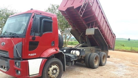 Ford Cargo 2428 (6x2) Caçamba 2012