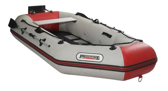 Bote Promarine Ipb 175 Nuevo Con Remos, Kit Reparacion