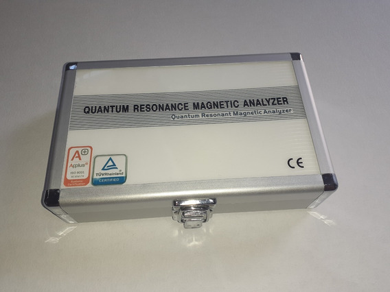 Analizador Cuantico De Resonancia Electromagnetica