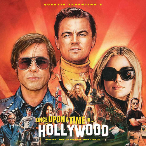 Vinilo Quentin Tarantino Once Upon A Time In Hollywood Sound