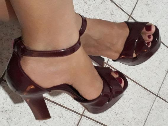 Sandália De Salto Elaine
