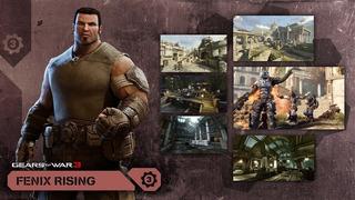 Dlc Gears Of War 3 Xbox One Leer!! Descripción!!