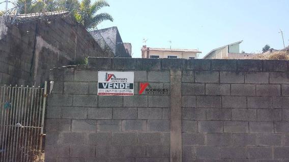 Terreno Residencial À Venda, Vila Santista, Atibaia. - Te0392