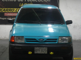 Ford Festiva Festiva