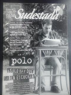 Revista Sudestada Nº 36 Marzo 2005