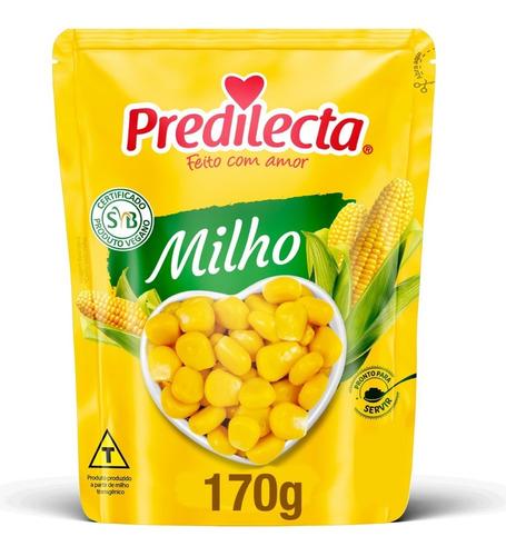 Milho Verde 170g Sachê Predilecta