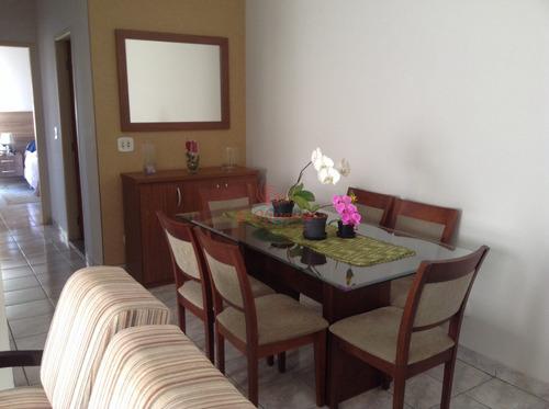 Apartamento Mobiliado Em Jundiai No Jardim Tamoio Residencial Portal Dos Imigrantes 75m2 3 Dorms 1 Suite 1 Vaga - Ap0097 - 33514804