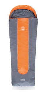 Bolsa De Dormir Sleeping Hemisphere Naranja Con Gris Coleman 2000019180