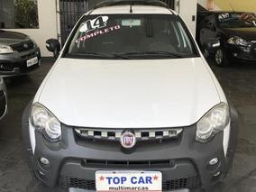 Fiat Palio Wekeend Tryon 1.8 2014 - Mensais De R$ 899