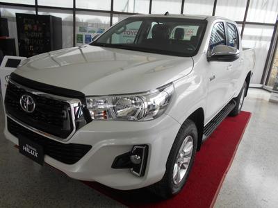 Toyota Hilux Cara Nueva D.c.4x4 Diesel 2.8 At