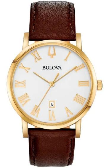 Relógio Bulova Masculino Clipper 97b183