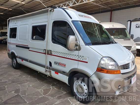Eurohome Renault Master - Trailer - Y@w5