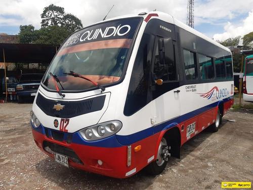 Autobus Chevrolet Nkr