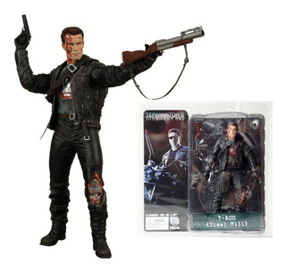 Figura Coleccionable Terminator 2 Judgment Day Steel Mill