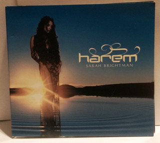 Sarah Brightman Harem Edición Especial Cd/dvd