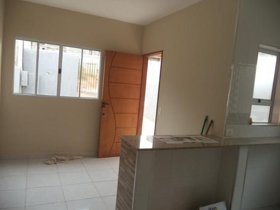 Casa Em Jardim São Felipe, Atibaia/sp De 125m² 2 Quartos À Venda Por R$ 210.000,00 - Ca75858