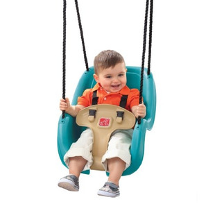Step2 Infantil Para Nino Pequeno Columpio, Turquesa