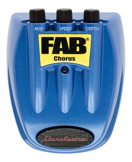 Pedal Para Guitarra Electrica Danelectro D-5 Chorus Fab