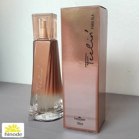 Perfume Feelin Pra Ela 100ml Hinode - Lacrado