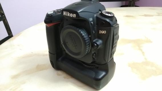 Câmera Nikon Dslr D90