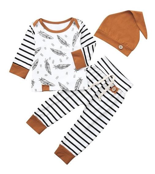 Pijama Para Bebé Niña Niño Unisex Mono Enterizo Bebés