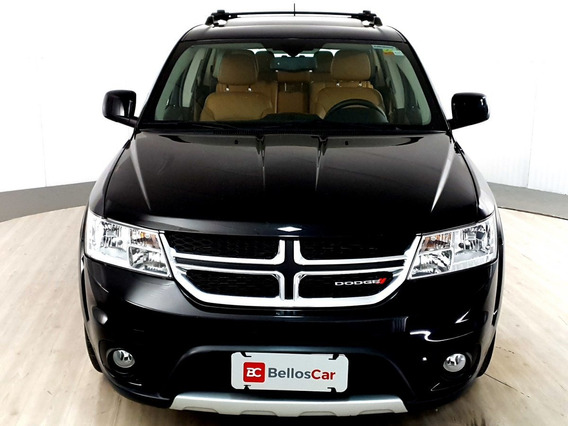 Dodge Journey Rt 3.6 Awd V6 Aut. - Preto - 2015