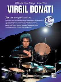 Livro - Ultimate Play-along Virgil Donati