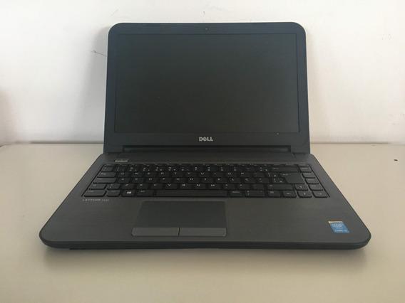 Notebook Latitude 3440 Core I3 4030u 4gb Ram Hd 500gb Win 10