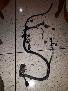 Ramal Cables De Inyectores Motor Ford Fiesta Max Y Move