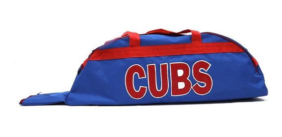 Bonita Batera Mochila De Beisbol De Cubs Juvenil