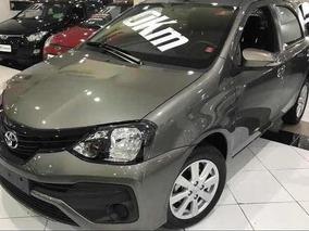 Toyota Etios 1.5 16v X Aut. 4p 2019
