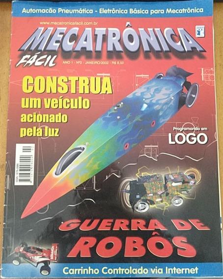 Revista Mecatrônica Fácil - Nº2 - Veículo Acionado Pela Luz