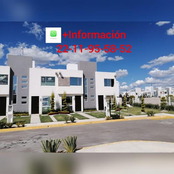 Casas Ara Estado De Puebla Mas Informacion 22-11-95-58-52