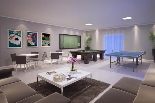 Imagem 1 de 18 de Apartamento - Venda - Tupi - Praia Grande - Jrg570