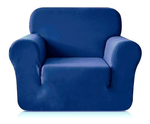 Imagen 1 de 4 de Funda Protector Para Sillon Sofa 1 Cuerpo Tela Elasticada
