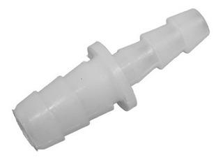 Adaptador Plástico Doble Espiga De 3/8 X 1/4 (10 Uni.)