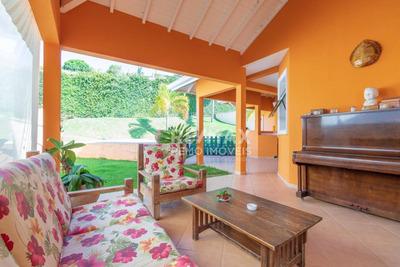 Casa Com 3 Quartos À Venda, 260 M² Por R$ 1.100.000 - Condomínio Villagio Di Verona - Vinhedo/sp - Ca5777