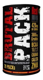 Brutal Pak Suplemento (30 Packs) - Red Series