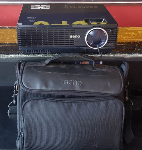 Projetor Digital Benq Mp610 2000 Lumens - Vga + Bolsa